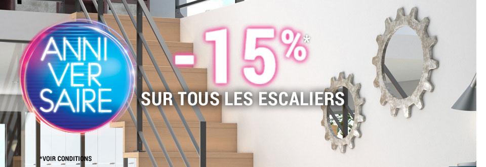 escaliers ext rieurs escaliers int rieurs echelles et escamotables rampes et balustrades. Black Bedroom Furniture Sets. Home Design Ideas