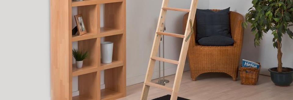 echelles echelles escamotables et trappes escaliers lapeyre. Black Bedroom Furniture Sets. Home Design Ideas
