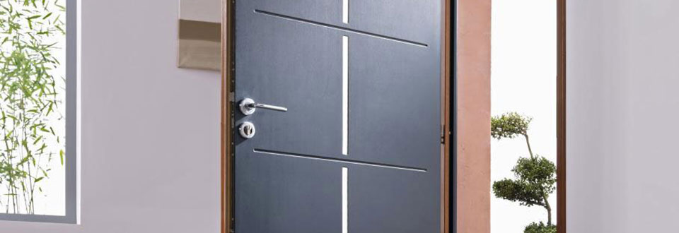 Bloc porte epure portes for Porte 2 battants interieur