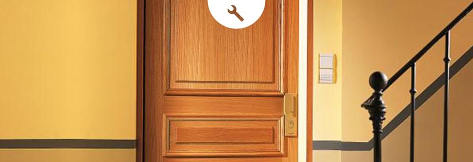 accueil portes portes dappartement
