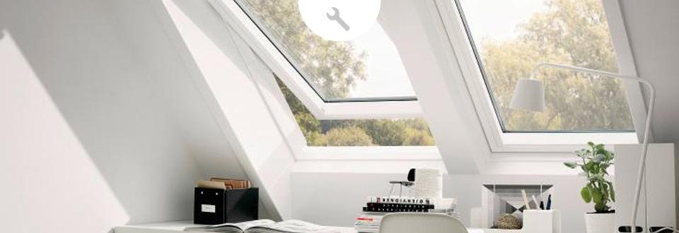 Fen tres de toit lapeyre for Installer fenetre