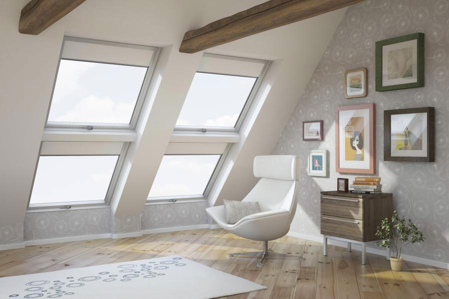 Poser une fen tre de toit et installer une fen tre de toit for Installer une fenetre de toit