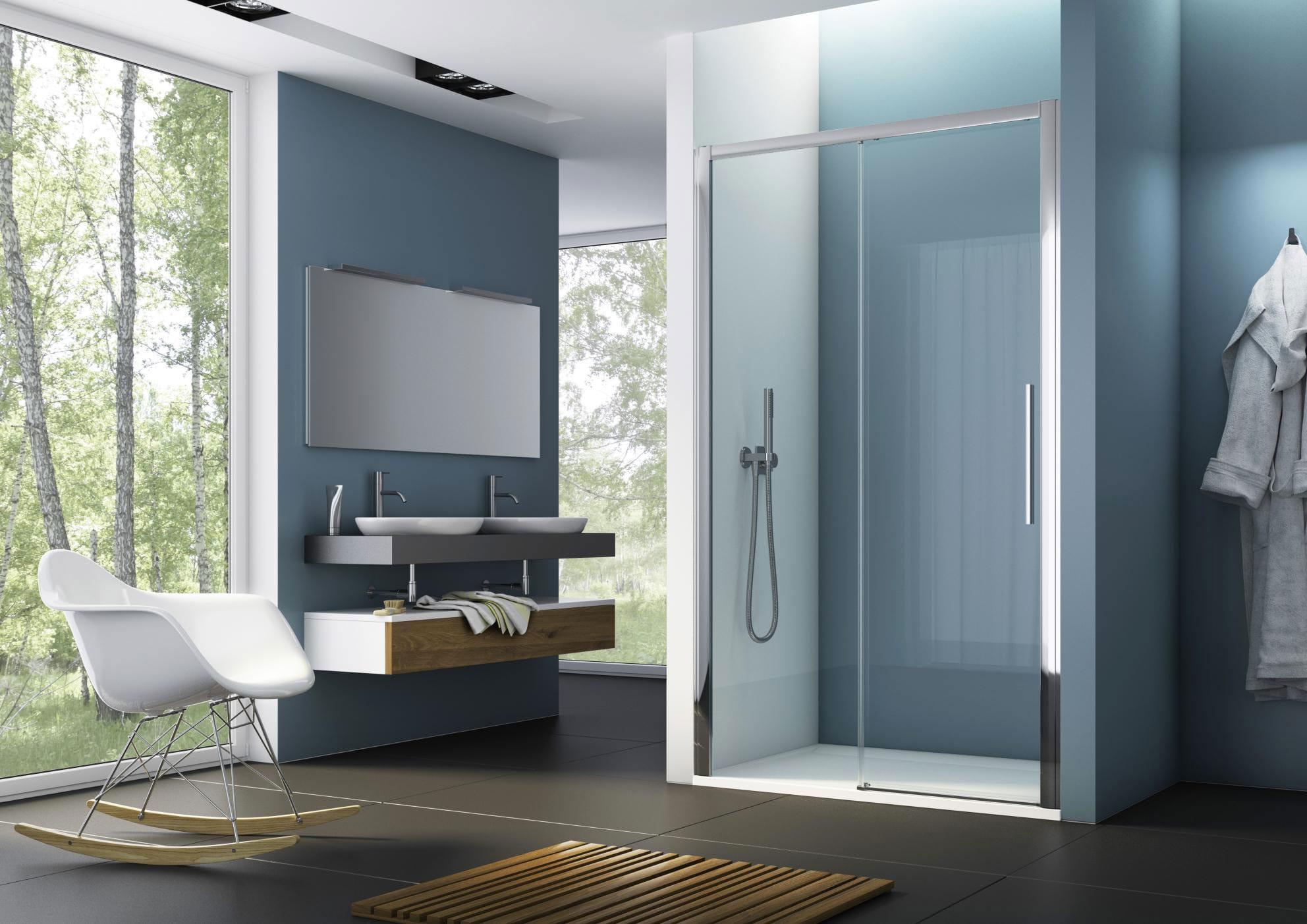 Id e agencement salle de bain lapeyre for Creer une salle de bain dans un petit espace