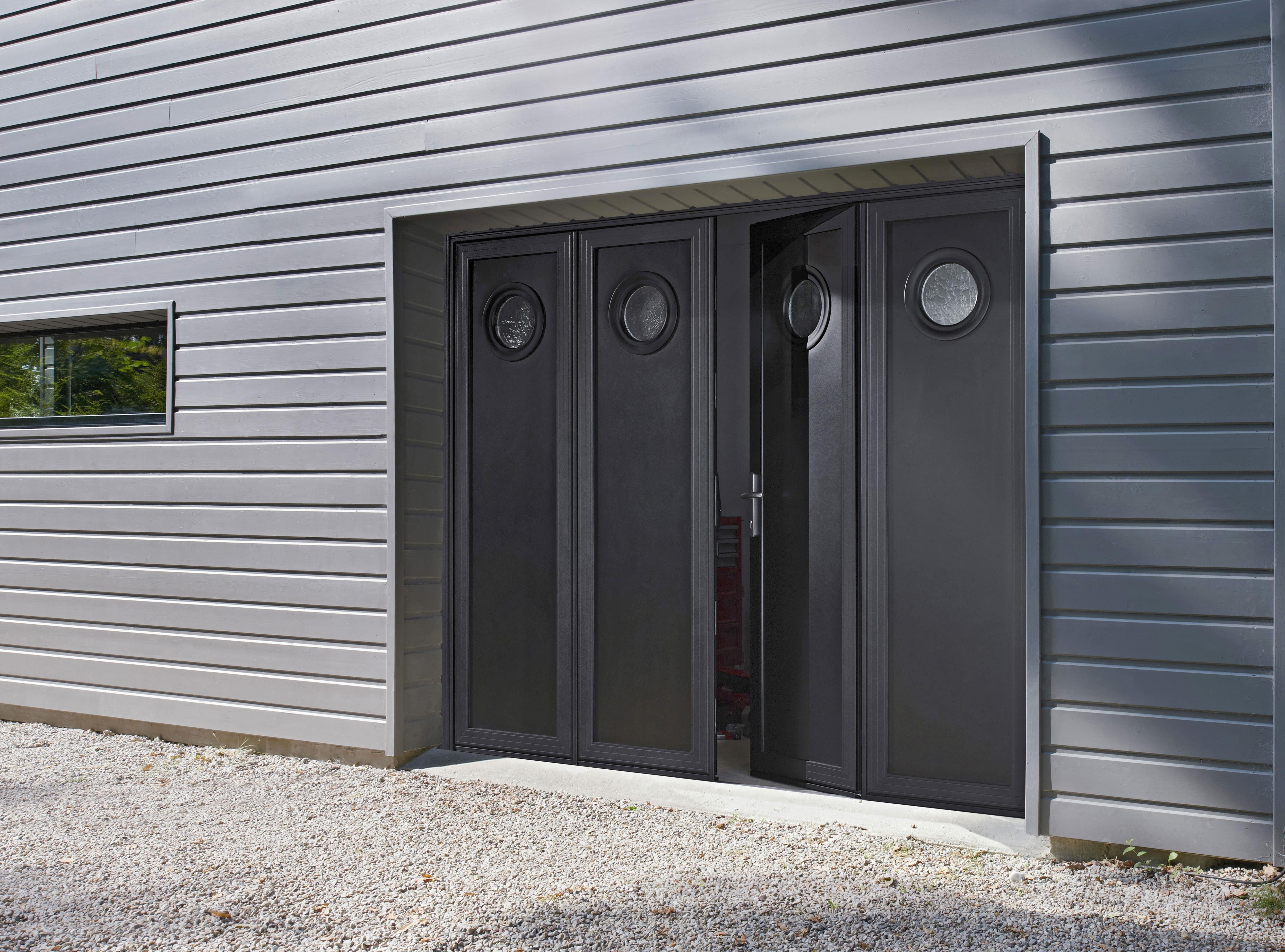 Les Differents Types De Portes De Garage Lapeyre