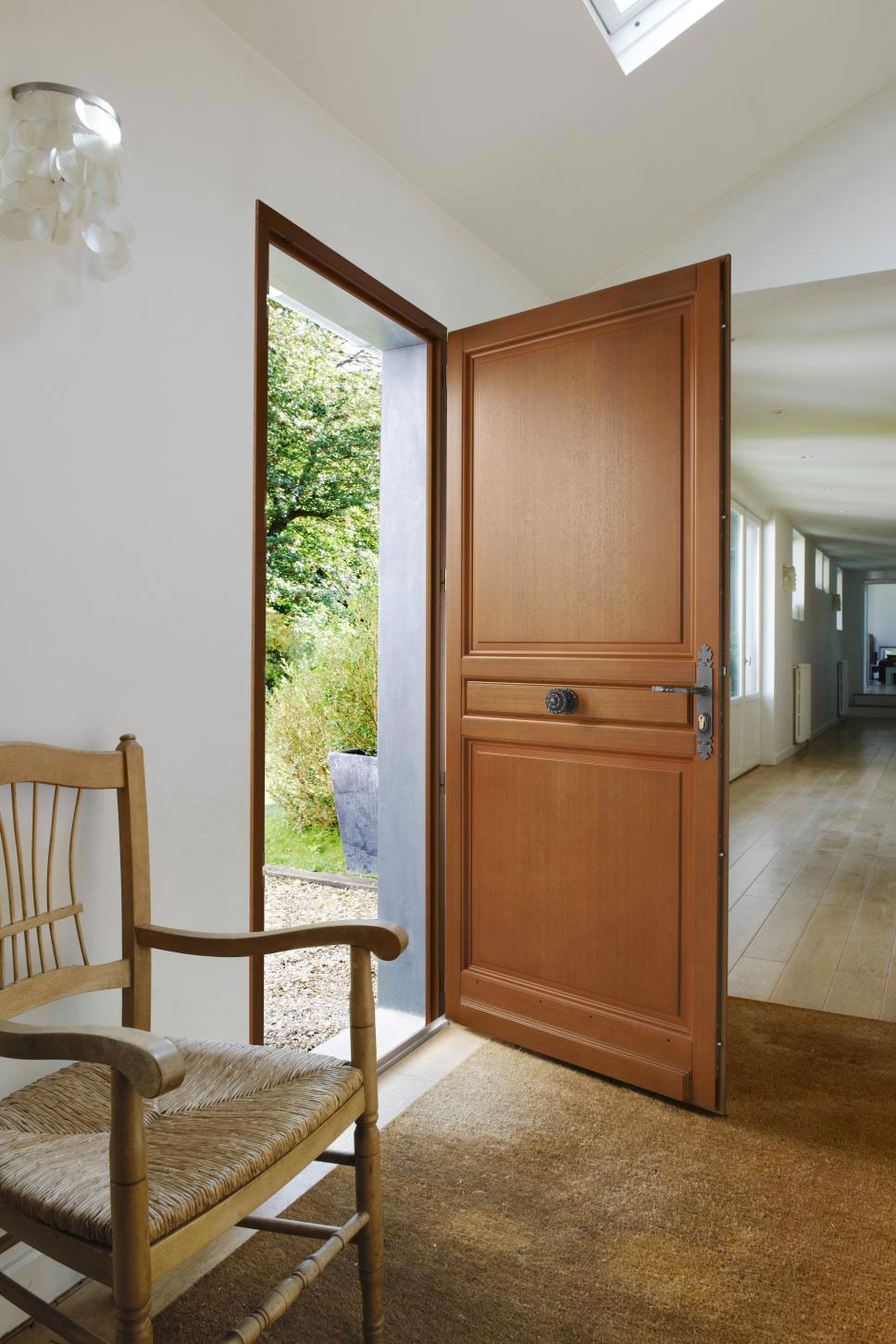 Quelle Couleur Choisir Pour Peindre Des Portes les portes d'entrée en bois