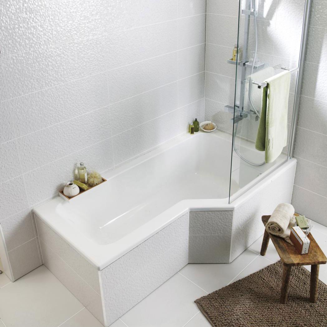 Baignoire Sous Les Combles installer votre pare baignoire en 5 étapes - lapeyre