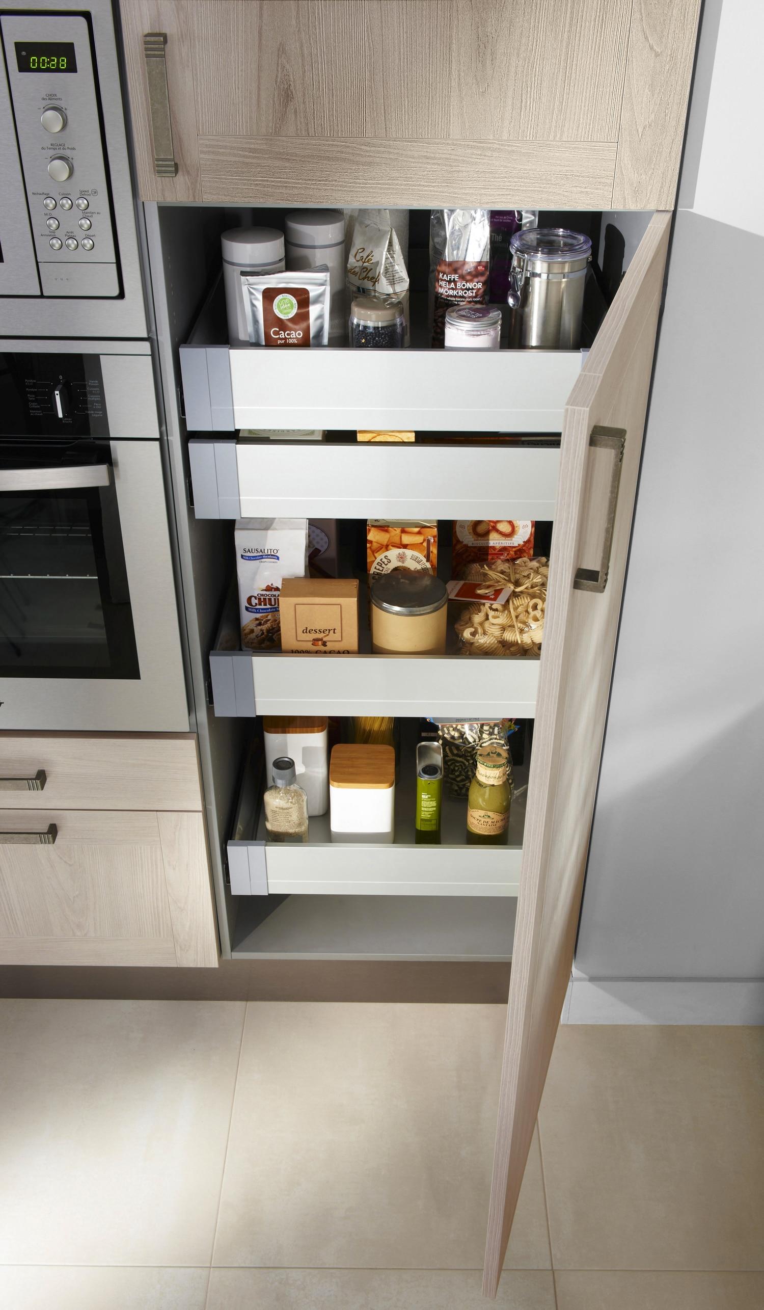Ajouter Une Étagère Dans Un Placard 5 idées d'aménagement pour les placards de cuisine