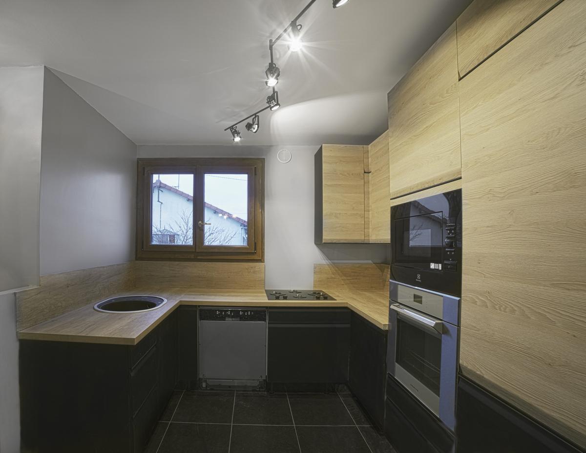 comment concevoir et faire sa cuisine soi m me. Black Bedroom Furniture Sets. Home Design Ideas