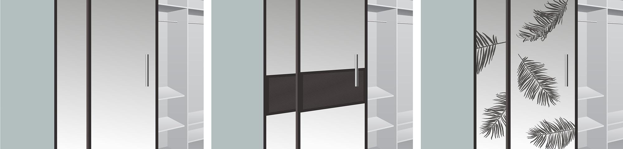 changer vos portes de placard optez pour des portes design. Black Bedroom Furniture Sets. Home Design Ideas