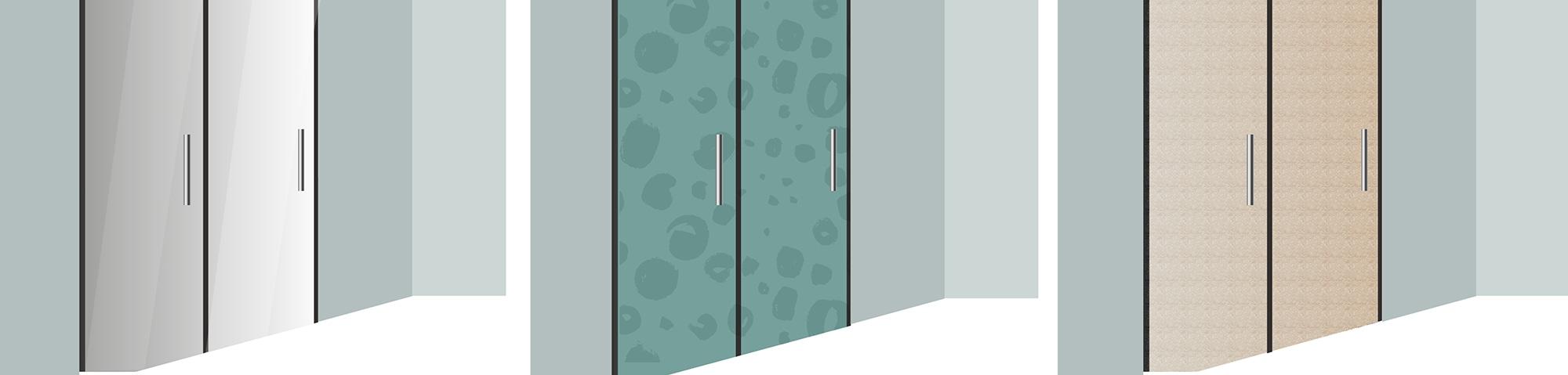 Recouvrir Porte De Cuisine changer vos portes de placard : optez pour des portes design